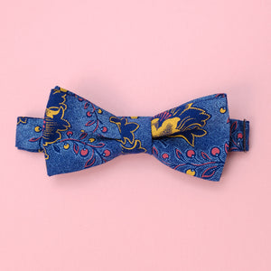 Four Seasons Shweshwe African Bow Tie