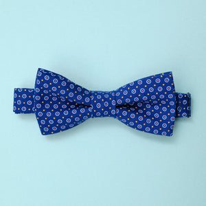 Dots & Dots Shweshwe African Bow Tie