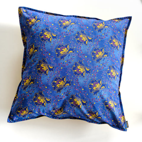Four Seasons Shweshwe Cushion Cover