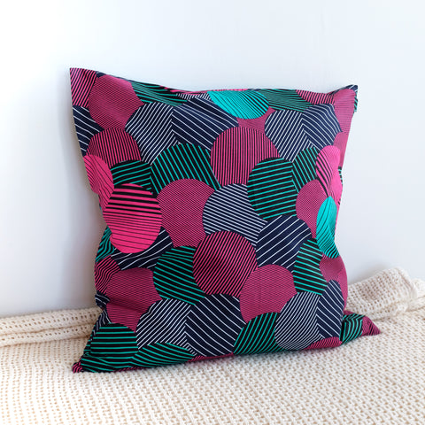 Likoloto Wax Print Cushion Cover