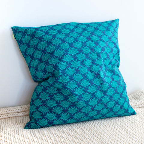 Aloe African Print Cushion Cover