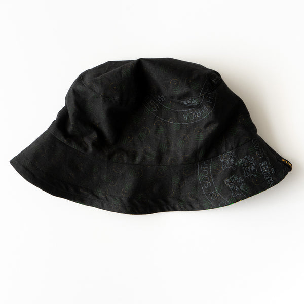 Out of This World Shweshwe Bucket Hat