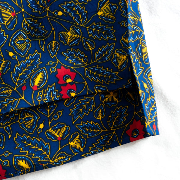 Spring Flower African Wax Print T-shirts