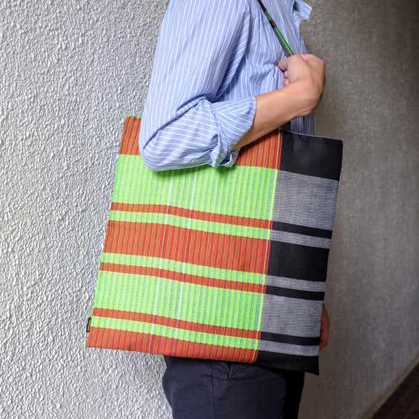 Colour TV Print Tote