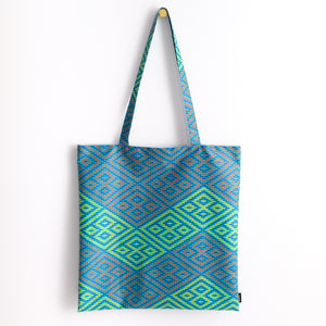 African Picnic Sheet Tote アフリカンプリントトートバッグ