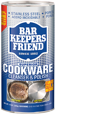 Bar Keepers Friend Cookware Cleanser & Polish 340g