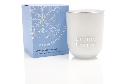 Aromabotanical Japanese Honeysuckle Candle375g