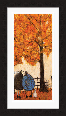 Sam Toft (Autumn) 50x100