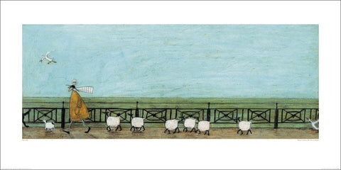 Sam Toft (Moses Follows That Picnic Basket) 50x100
