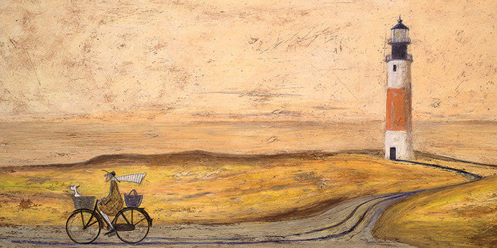 Sam Toft (A Day of Light) 50x100