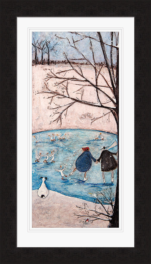 Sam Toft (Winter) 50x100