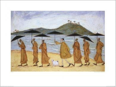 Sam Toft (7 Umbrellas Of Enlightenment) 60x80