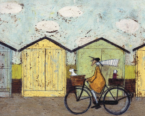Sam Toft (Off For A Breakfast) 60x80