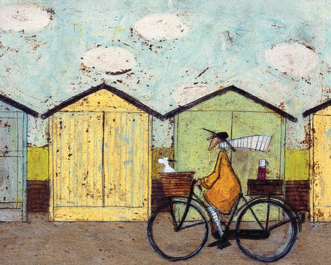 Sam Toft (Off For A Breakfast) 40x50