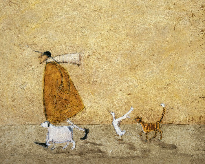 Sam Toft (Ernest, Doris, Horace And Stripes) 60x80