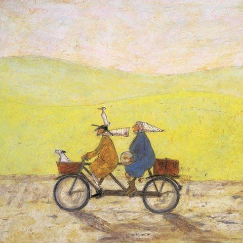 Sam Toft (Grand Day Out) 40x50