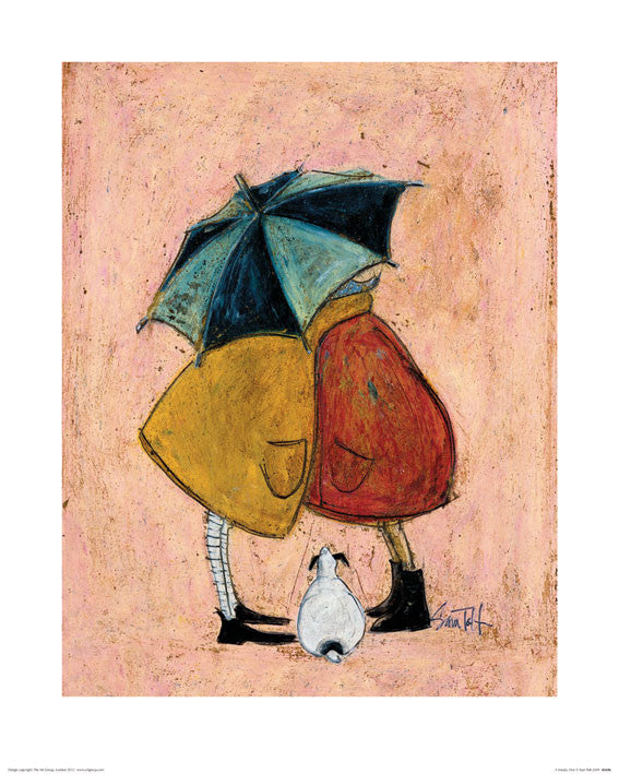 Sam Toft (A Sneaky One) 40x50