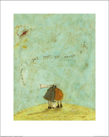 Sam Toft (I Just Can't Get Enough of You) 40x50