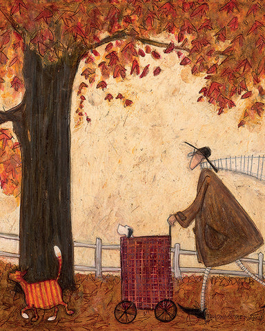 Sam Toft (Following the Pumpkin) 40x50