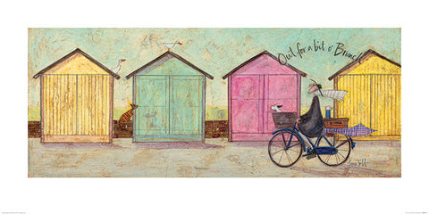 Sam Toft (Out for a bit o' Brunch) 50x100