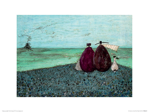Sam Toft (The Same as it Ever Was) 30x40