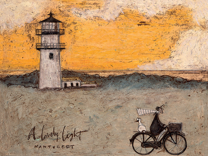 Sam Toft (A Lovely Light, Nantucket) 40x30