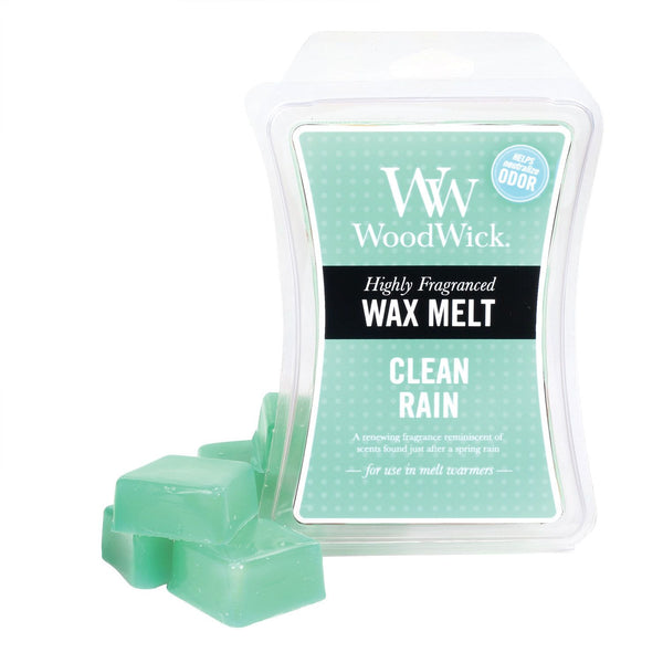 Wax Melts Clean Rain