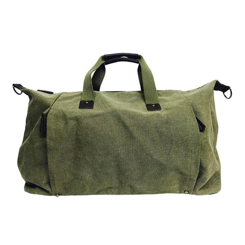 Marlborough Overnight Bag - Olive