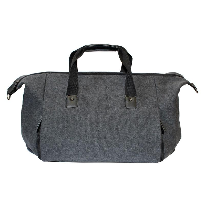 Marlborough Overnight Bag - Black