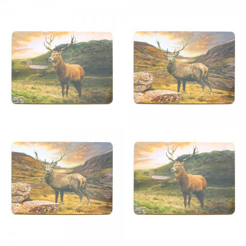Stag Placemats Set Of 4