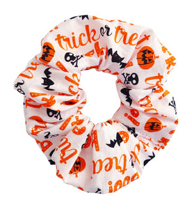 Shop Halloween Scrunchies, Hair Ties, and Headbands.