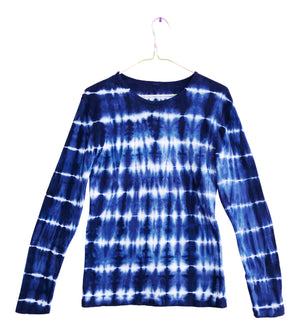 Women's Tie Dye Tee Long Sleeved