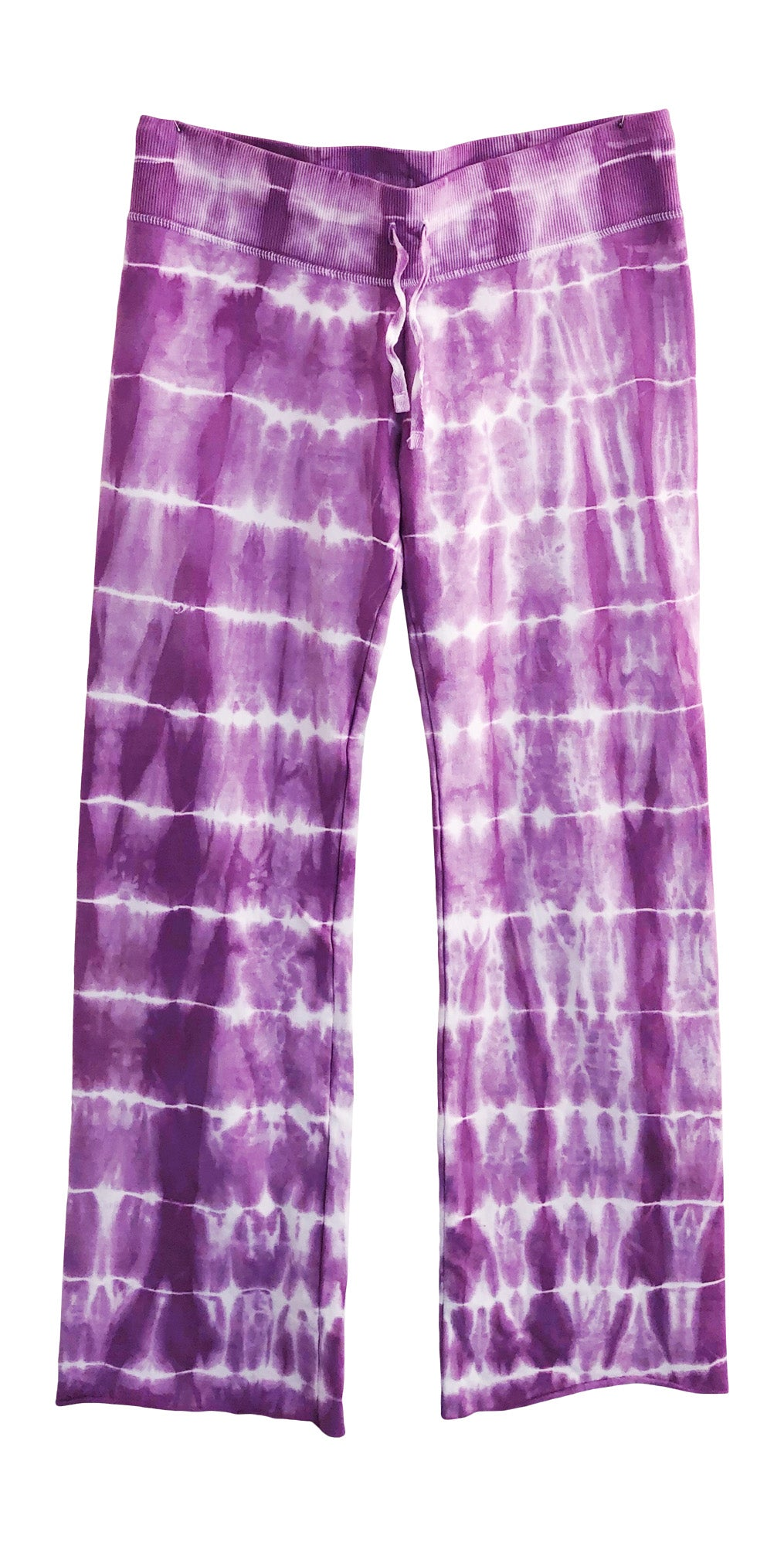 Women's Purple Tie Dye Sweats