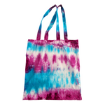 Reusable Tie Dye Tote/Book Bag