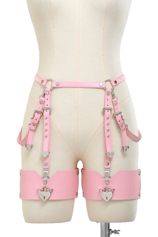 Idaicy Amy's Cat Garter Belt
