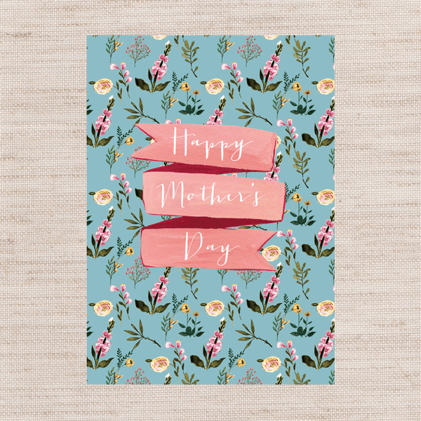 Mother's Day Garden Card