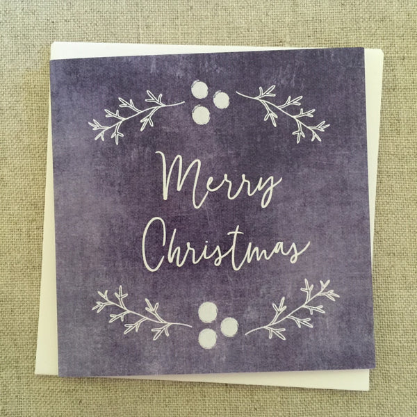 Petit Christmas Blessings Card