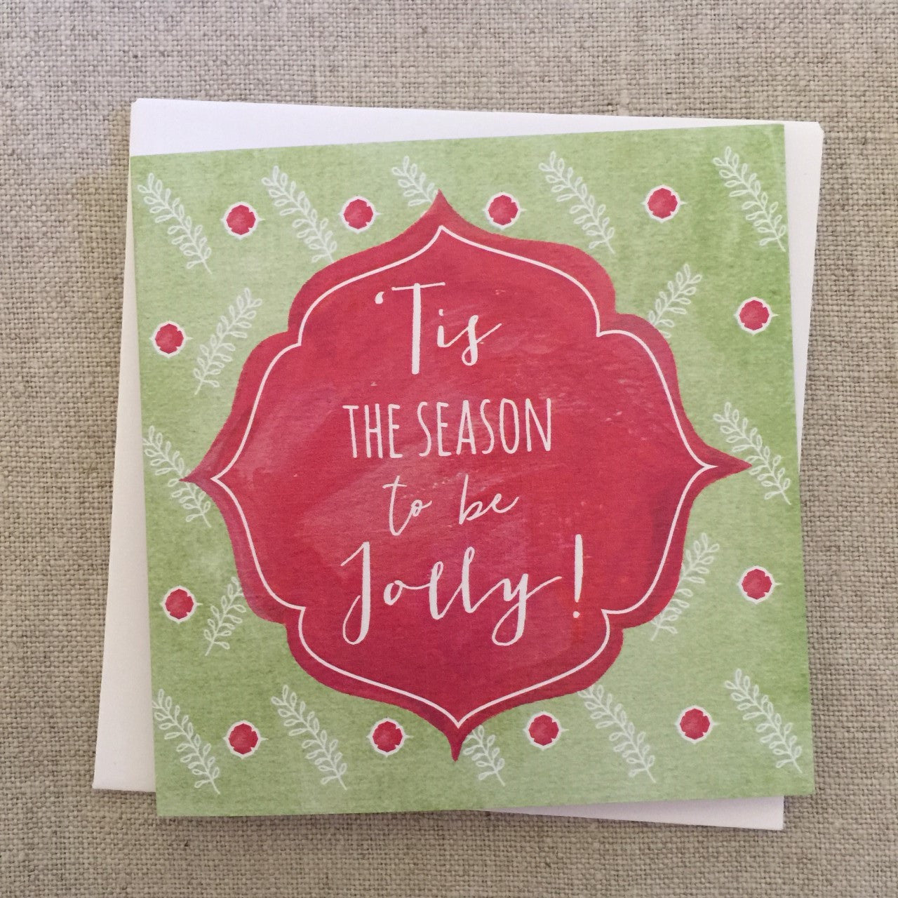 Petit 'Tis the Season Card