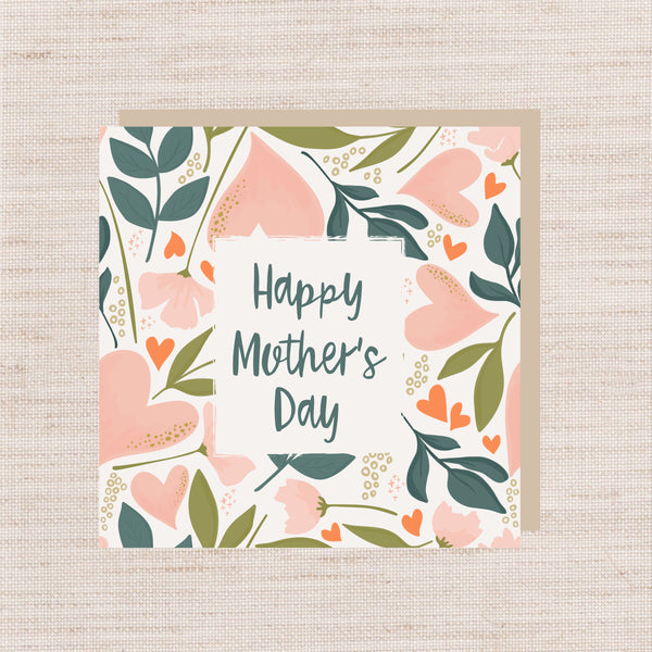 Petit Happy Mother's Day Love Card