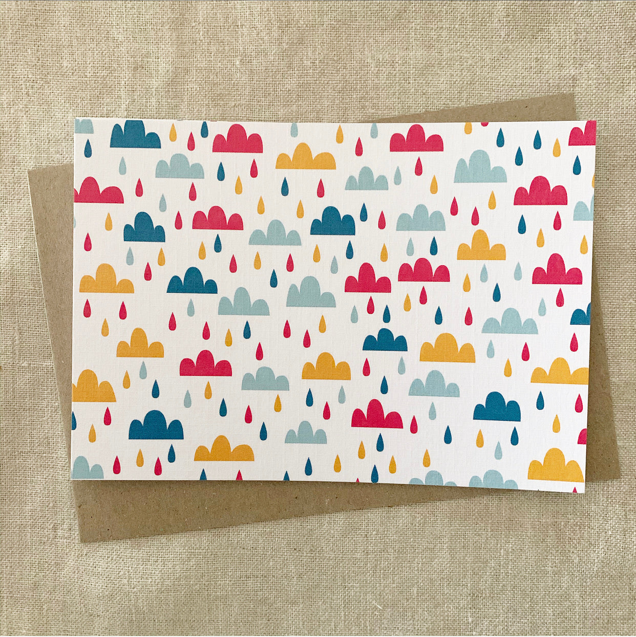 Clouds Notecard Set
