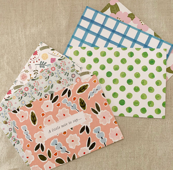 A6 Notecard Sampler Pack