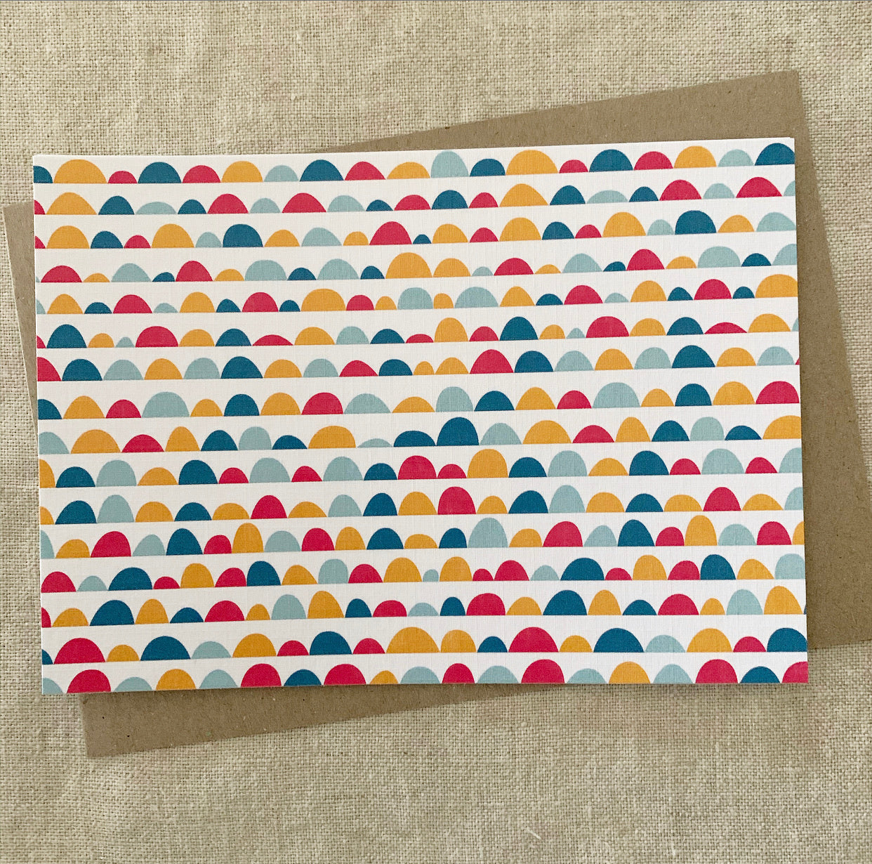Rainbow Arch Notecard Set