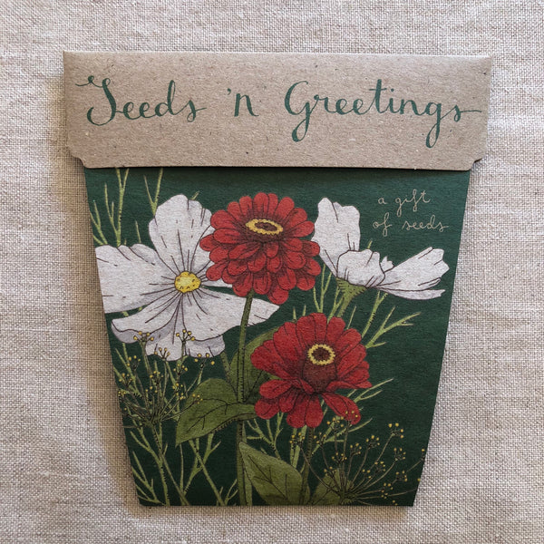 Seeds 'n Greetings Gift of Seed Cards