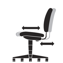 Seat Glide Mechanism Diagram