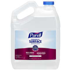 Purell Foodservice Surface Sanitizer Gallon Refill, 2/CT