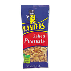 Planters® Salted Peanuts 1.75oz, 12/Box