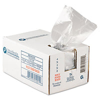Inteplast Group Food Bags 4 x 2 x 8, 16oz, .68mil, Clear, 1000/Carton Bags-Food Storage - Office Ready