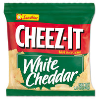 Food-Crackers - Sunshine® Cheez-it® Crackers 1.5oz Single-Serving Snack Bags, 8/Box - Office Ready