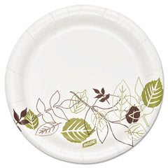 "Dixie® Ultra® Pathways® Soak Proof Shield® Heavyweight Paper Plates 5 7/8"", 500/Carton"