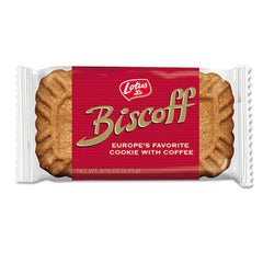 Biscoff Cookies Carmel, .22oz, 100/Box